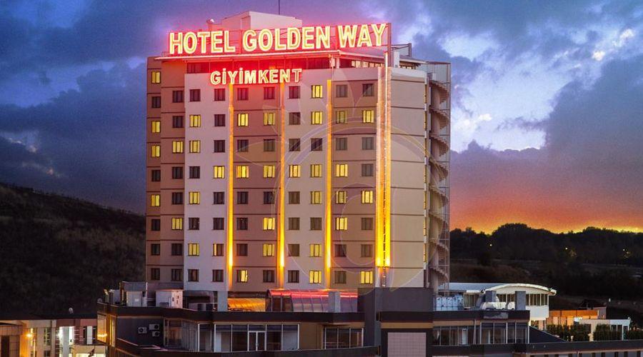 Hotel Golden Way Giyimkent-1 of 38 photos