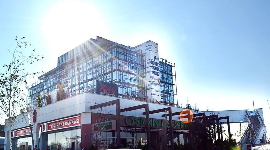 Ostimpark Business Hotel-3 of 31 photos