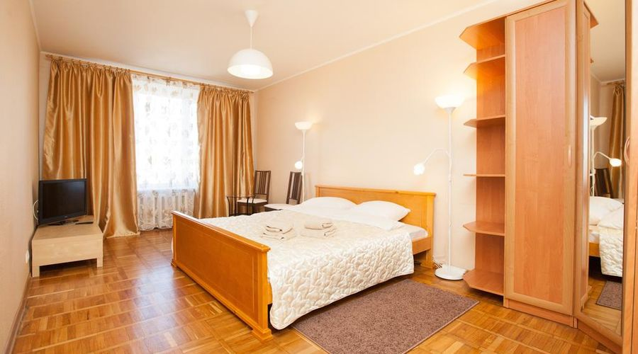 Apartments on Krasnaya Presnya-27 من 45 الصور