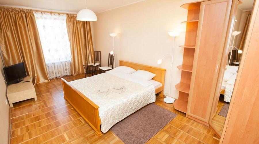 Apartments on Krasnaya Presnya-28 من 45 الصور