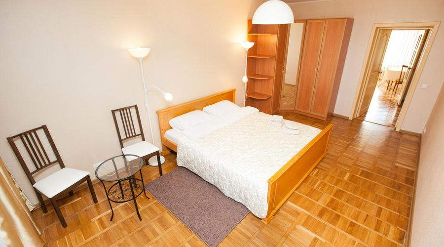 Apartments on Krasnaya Presnya-29 من 45 الصور