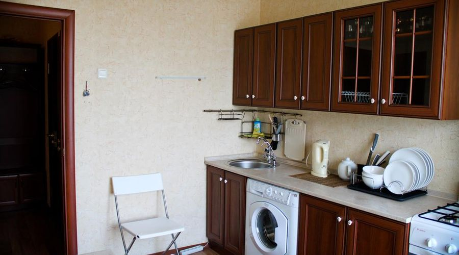 Apartments on Krasnaya Presnya-39 من 45 الصور