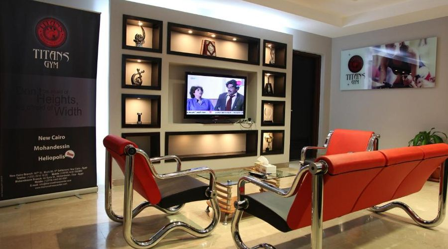 فندق هيلنان لاندمارك - القاهرة الجديدة-4 من 36 الصور