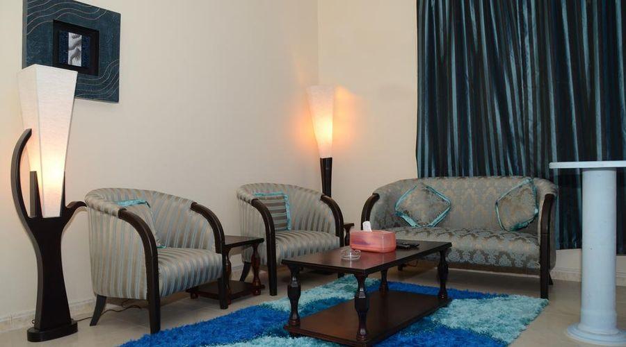بيت التناغم للشقق الفندقية-8 من 12 الصور