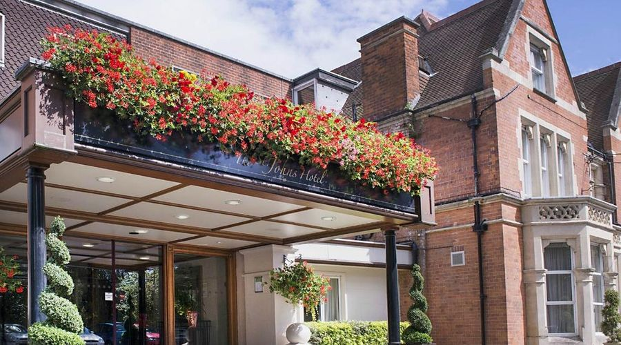 The St Johns Hotel Solihull-4 of 46 photos