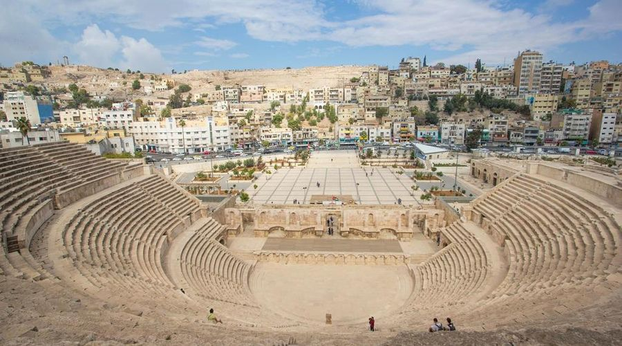Sheraton Amman Al Nabil Hotel-45 of 45 photos