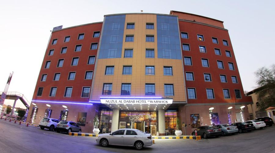 Dabab Hotel by Warwick-1 of 44 photos