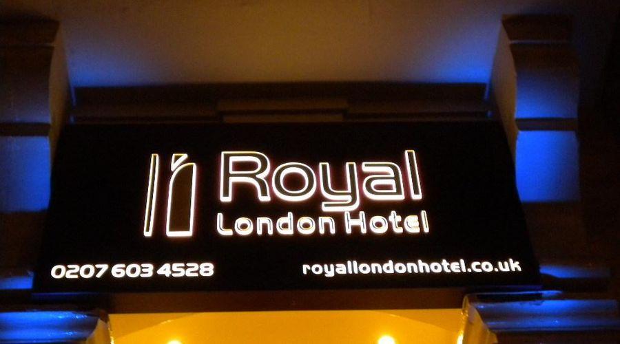 فندق رويال لندن باي سابا-11 من 43 الصور