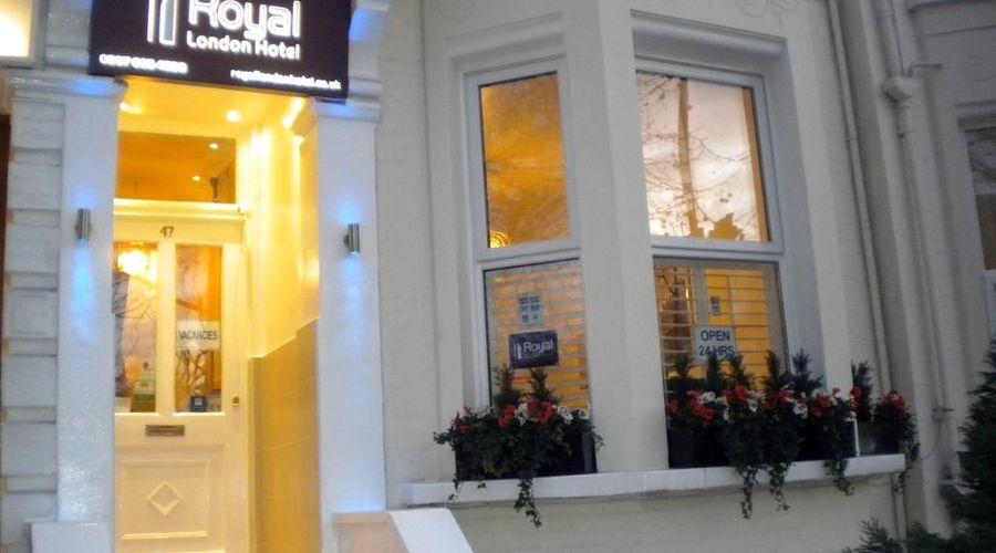 فندق رويال لندن باي سابا-4 من 43 الصور