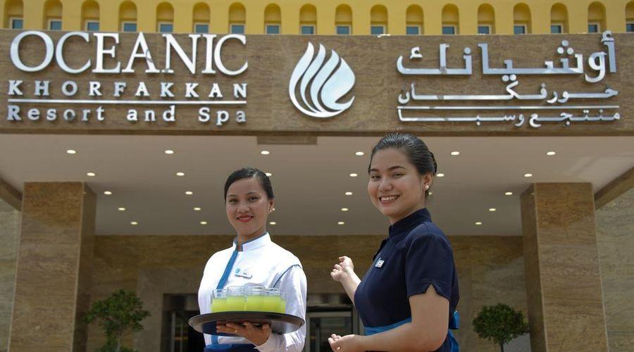 Oceanic Khorfakkan Resort And Spa-24 of 45 photos