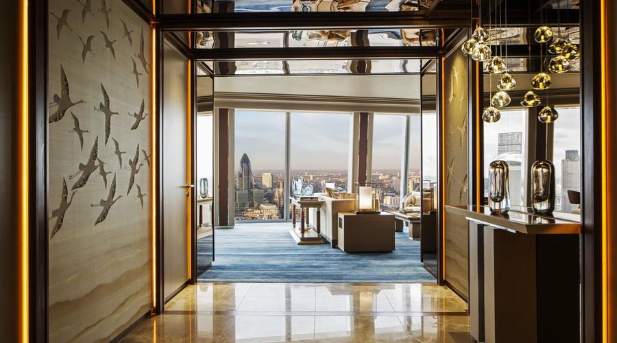 Shangri La Hotel At The Shard London-10 of 42 photos