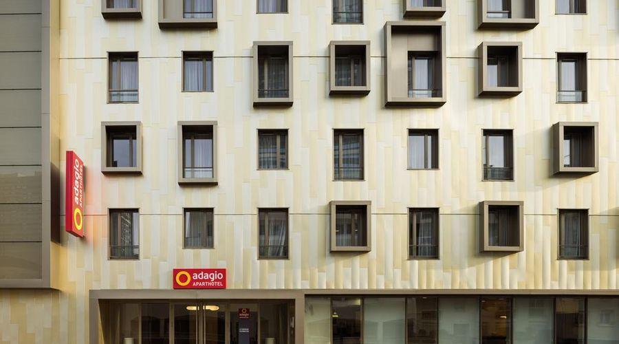 Aparthotel Adagio la Defense Courbevoie-11 of 47 photos