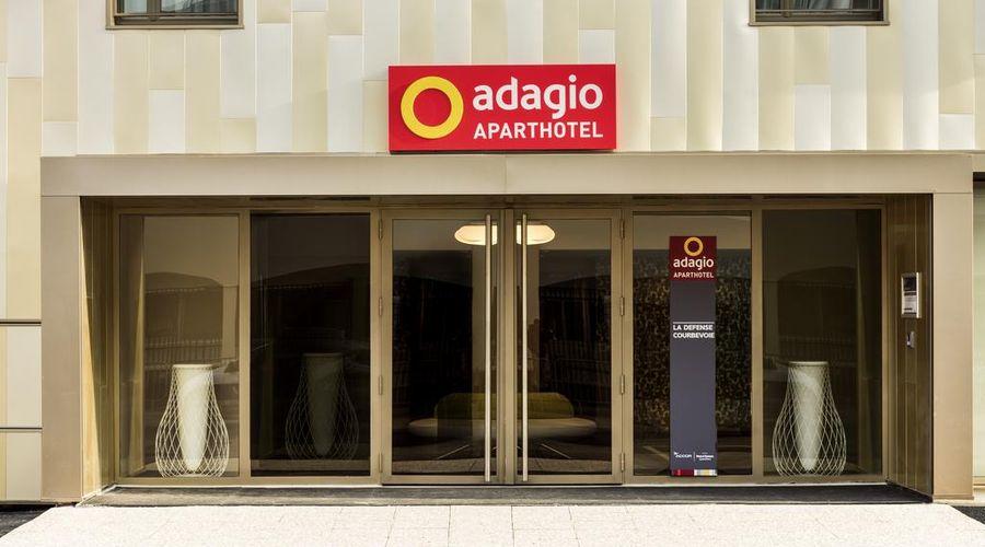 Aparthotel Adagio la Defense Courbevoie-12 of 47 photos