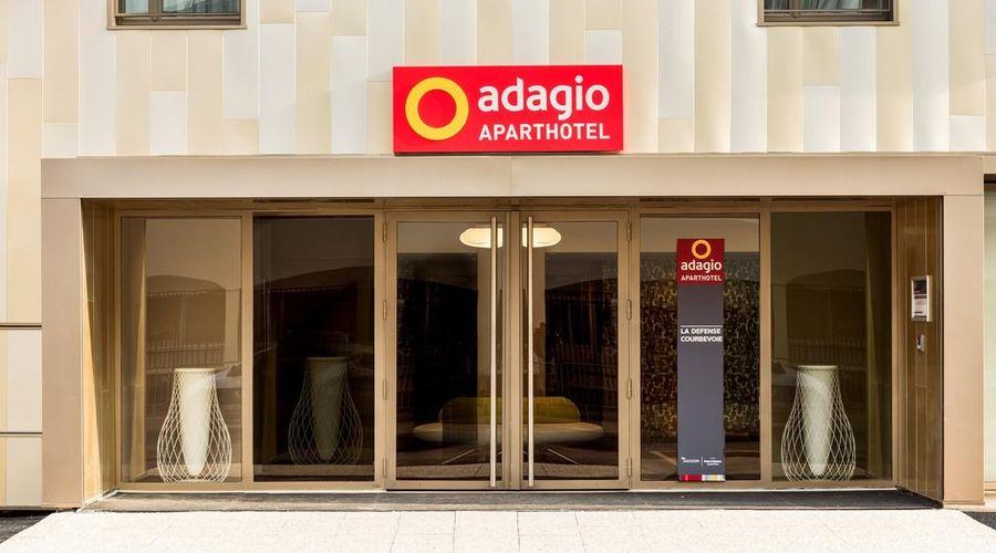 Aparthotel Adagio la Defense Courbevoie-4 of 47 photos