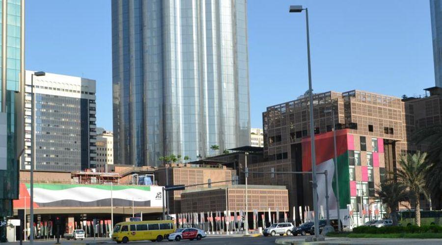كورت يارد مركز التجاري العالمي باي ماريوت، أبو ظبي-36 من 37 الصور