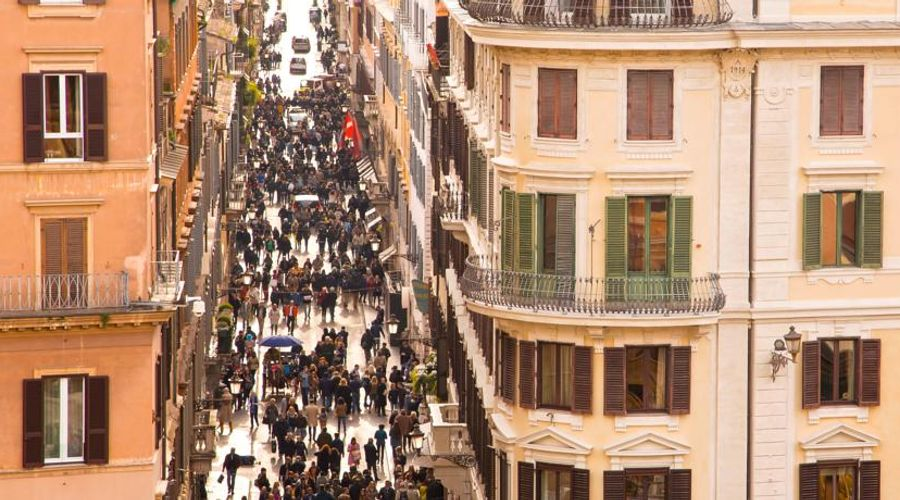 بياتزا دي سباجنا 9-50 من 52 الصور