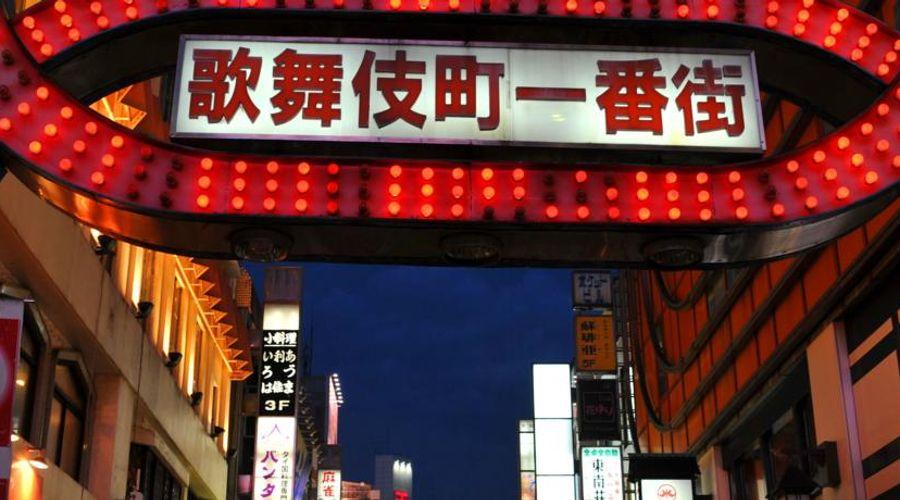 إيه بي إيه هوتل هيجاشي-شينجوكو-كابوكيتشو-47 من 48 الصور
