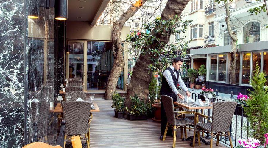 The Parma Hotel Taksim-15 of 39 photos