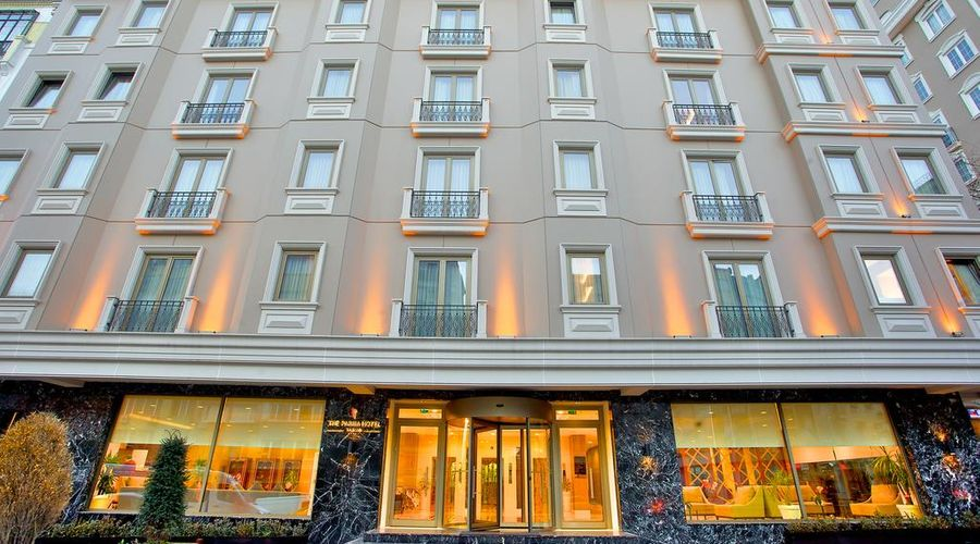 The Parma Hotel Taksim-1 of 39 photos