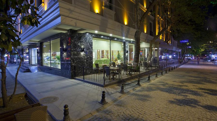 The Parma Hotel Taksim-16 of 39 photos