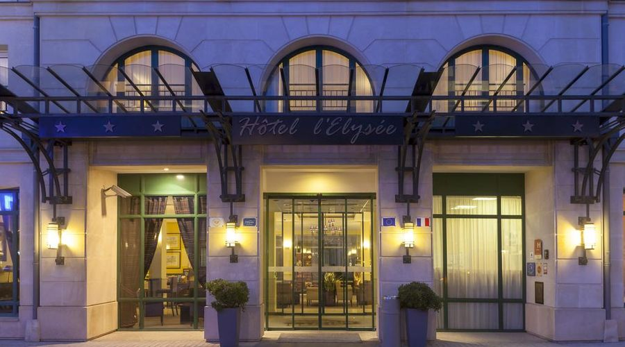 Hôtel l'Elysée Val d'Europe-11 of 39 photos