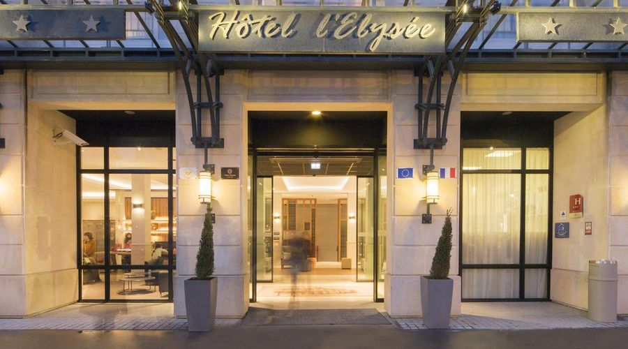 Hôtel l'Elysée Val d'Europe-34 of 39 photos