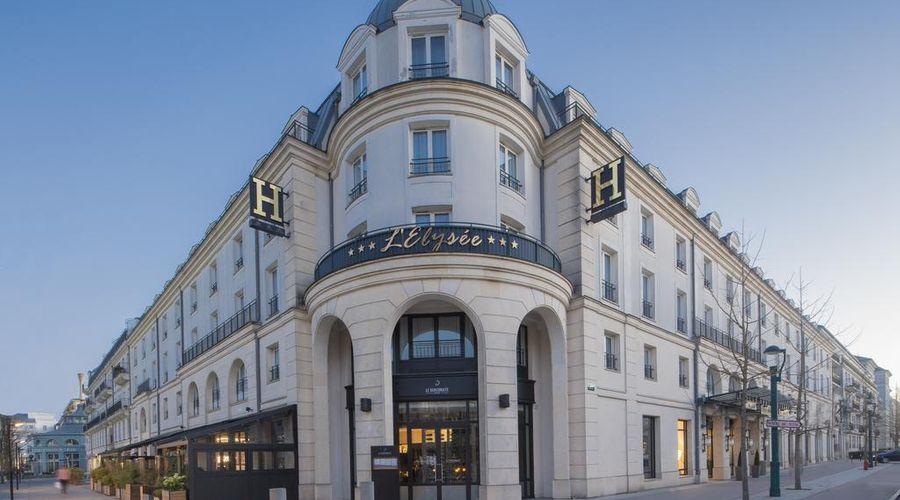 Hôtel l'Elysée Val d'Europe-1 of 39 photos
