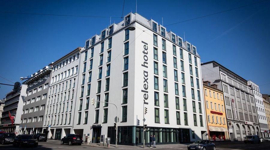 relexa hotel München-1 of 46 photos