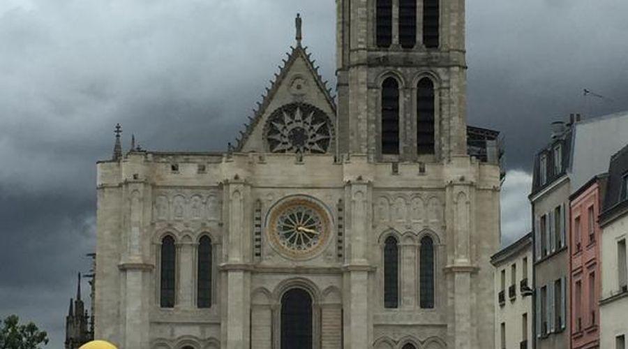 Novotel Paris Saint Denis Stade Basilique-46 of 46 photos