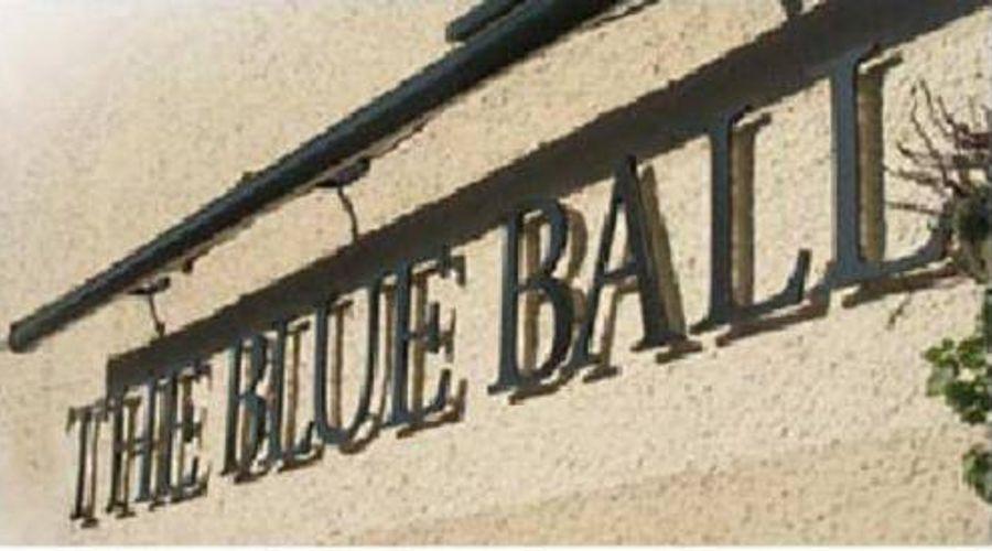 Blue Ball-2 of 23 photos