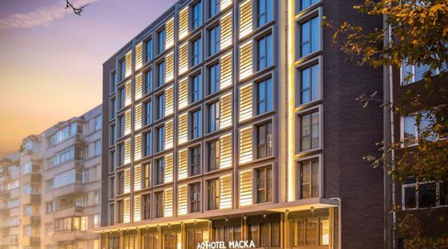 فندق إيه سي اسطنبول ماكا-1 من 41 الصور