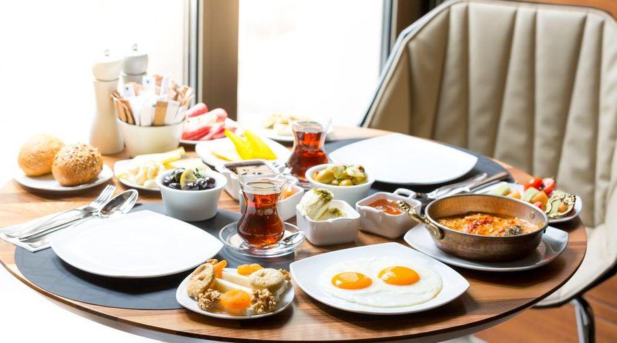 فندق إيه سي اسطنبول ماكا-11 من 41 الصور