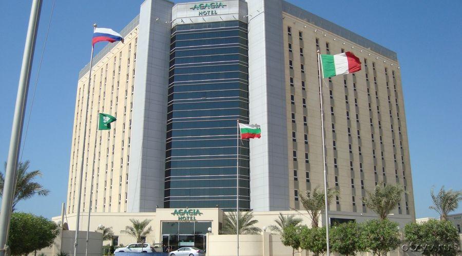 فندق وشقق بن ماجد أكاسيا-1 من 38 الصور