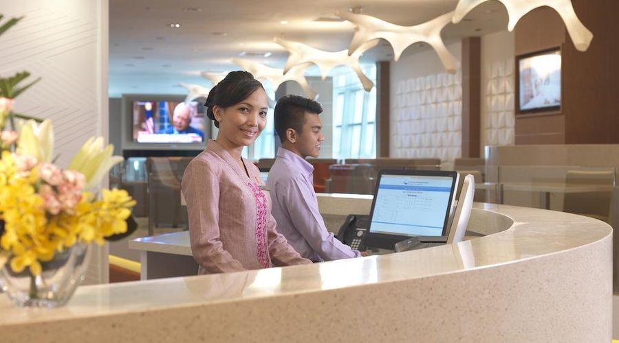 Sama-Sama Express KLIA2 Airside Transit Hotel-12 of 24 photos