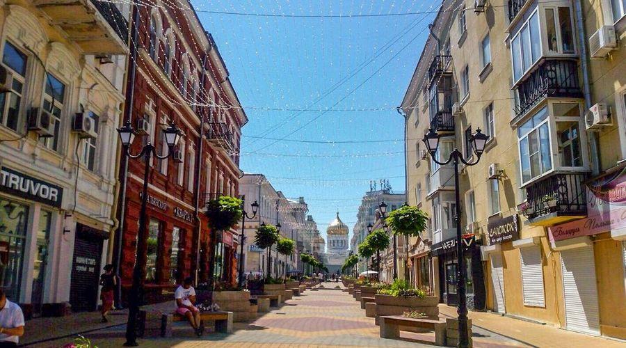 Marins Park Hotel Rostov-47 of 47 photos