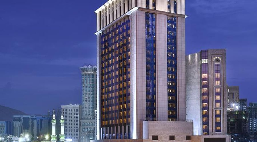 Jabal Omar Marriott Hotel Makkah-1 of 30 photos