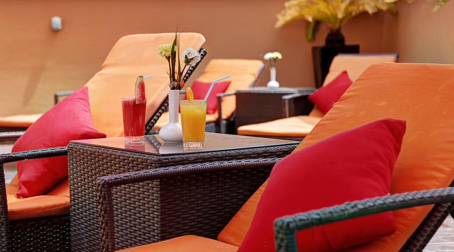 Abidos Hotel Apartment Dubailand-10 of 44 photos