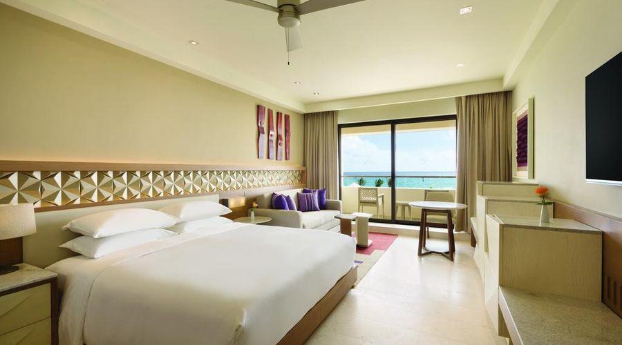Hyatt Ziva Cancun All Inclusive-45 of 49 photos