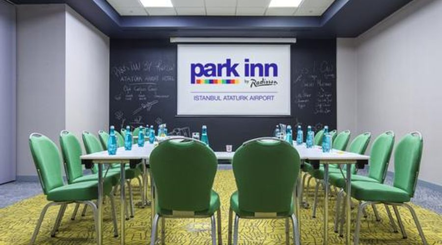 Park Inn By Radisson Istanbul Ataturk Airport-16 of 38 photos