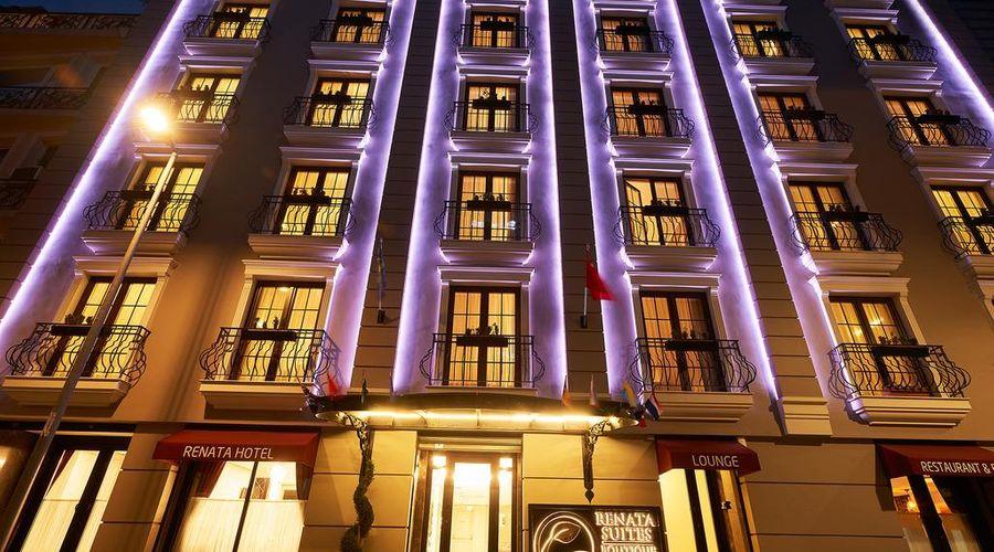 فندق ريناتا البوتيكي شيشلي-1 من 32 الصور