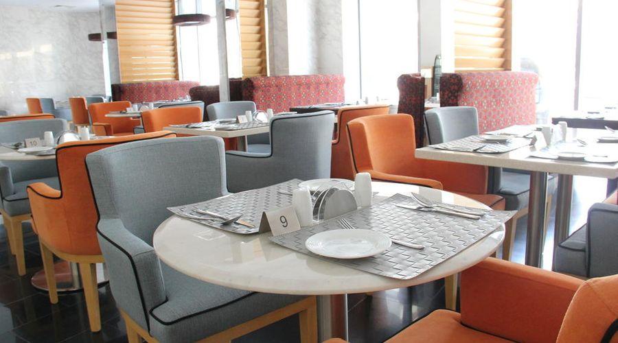 Grand Midwest Reve Tecom Hotel Dubai-13 من 29 الصور
