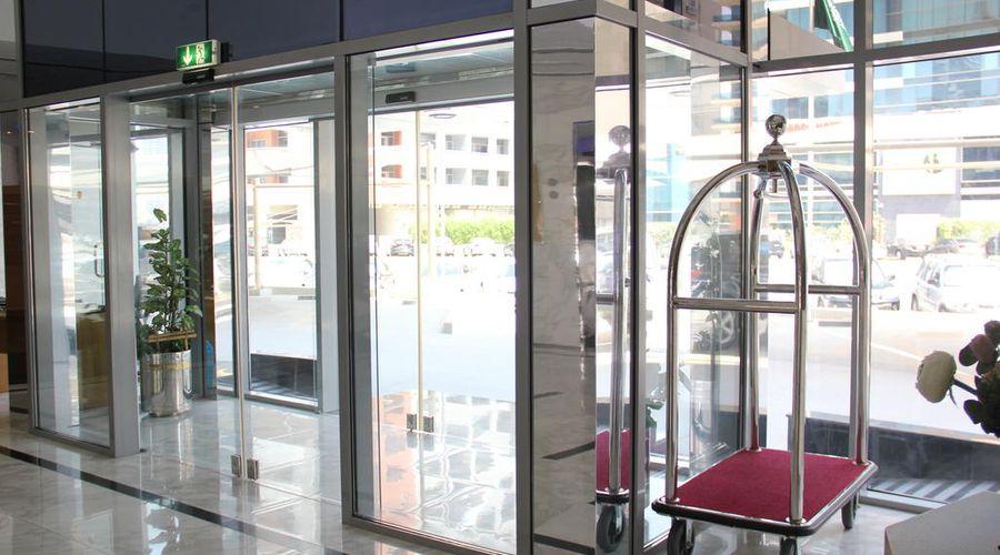 Grand Midwest Reve Tecom Hotel Dubai-14 من 29 الصور
