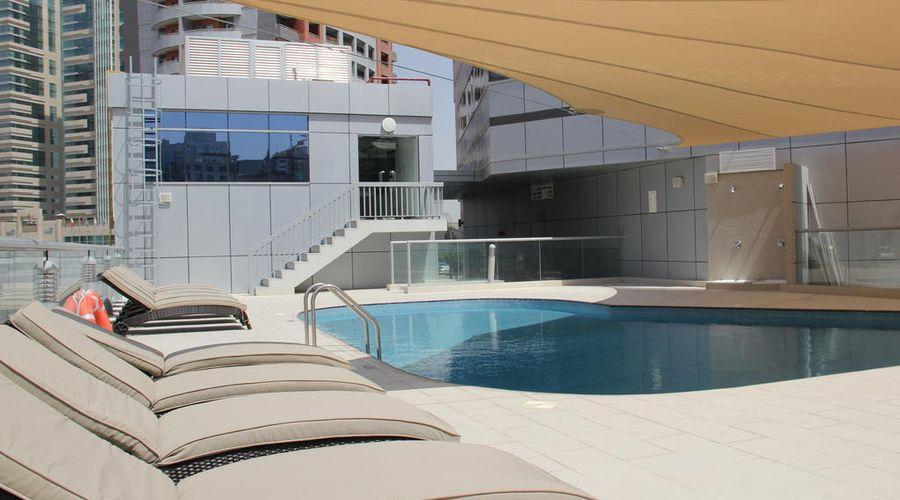 Grand Midwest Reve Tecom Hotel Dubai-15 من 29 الصور