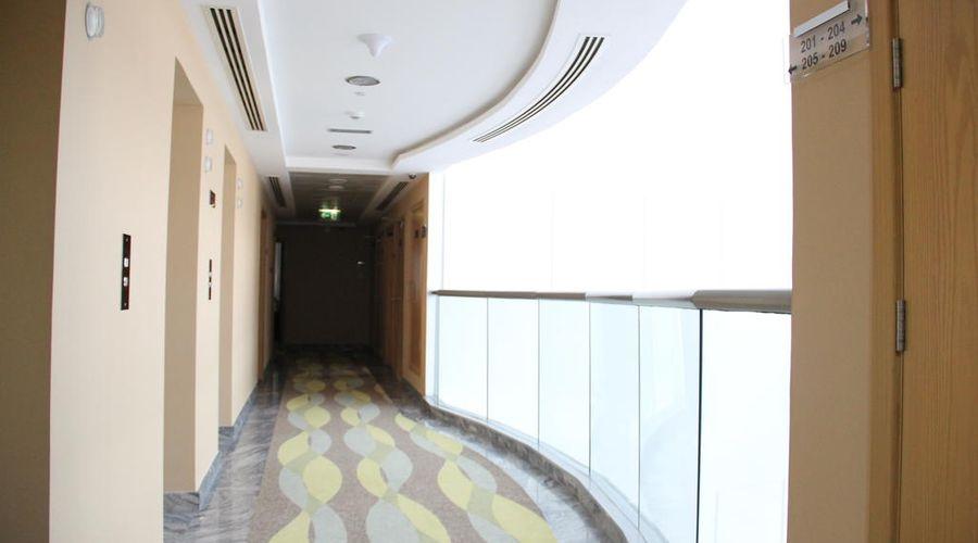 Grand Midwest Reve Tecom Hotel Dubai-20 من 29 الصور