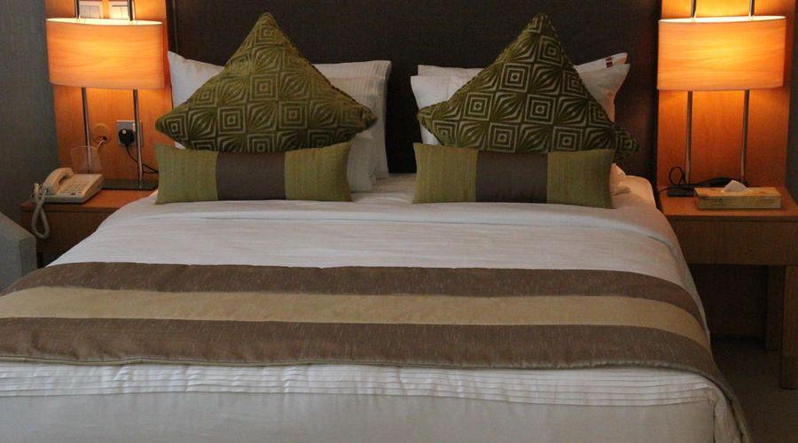 Grand Midwest Reve Tecom Hotel Dubai-23 من 29 الصور
