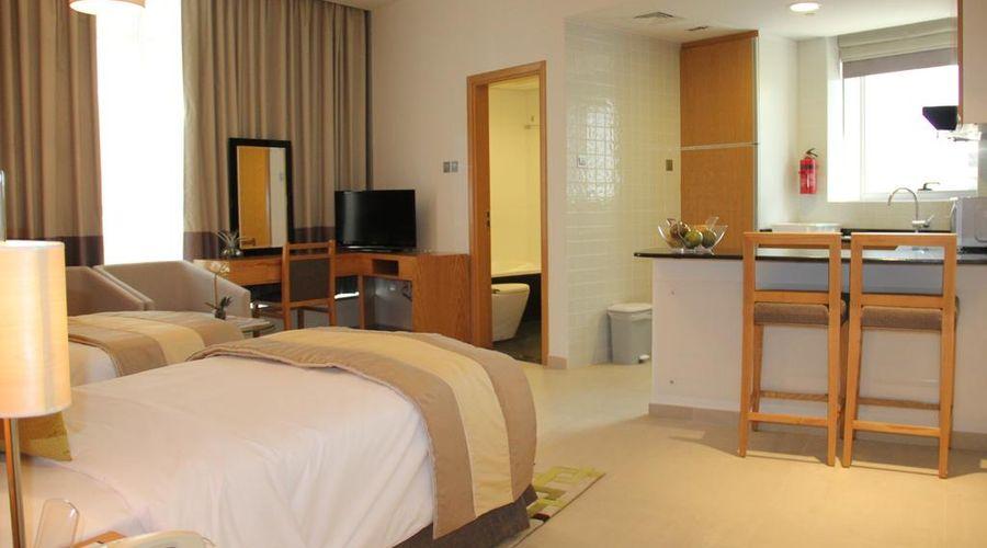 Grand Midwest Reve Tecom Hotel Dubai-28 من 29 الصور