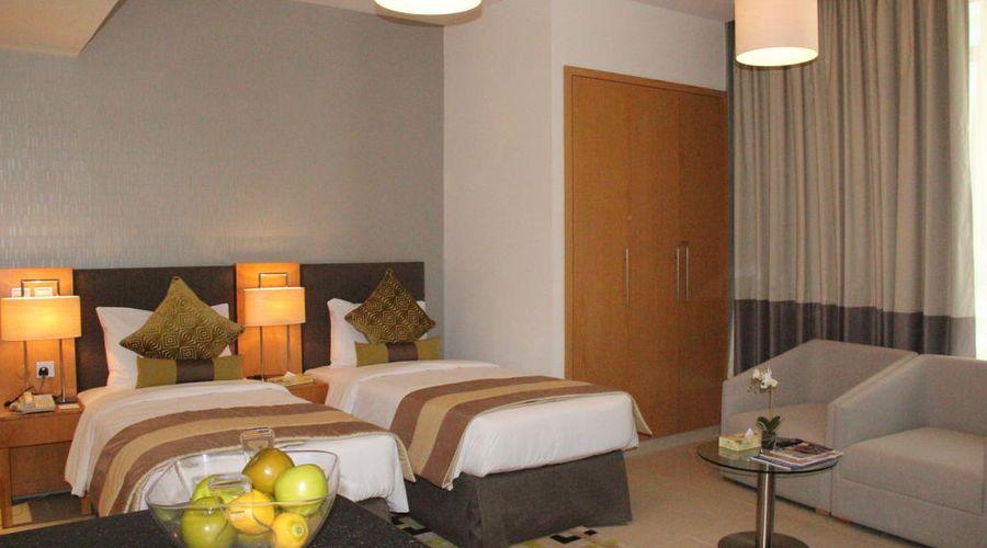 Grand Midwest Reve Tecom Hotel Dubai-29 من 29 الصور