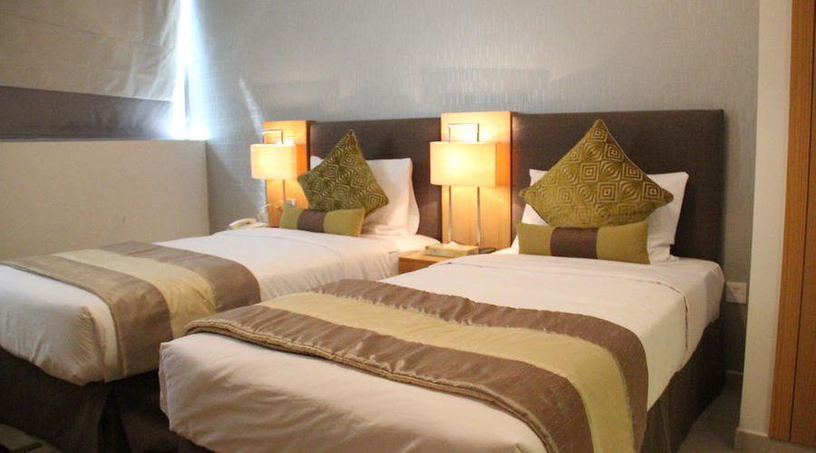 Grand Midwest Reve Tecom Hotel Dubai-5 من 29 الصور
