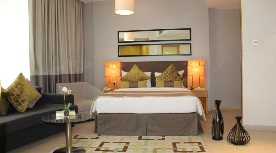 Grand Midwest Reve Tecom Hotel Dubai-6 من 29 الصور