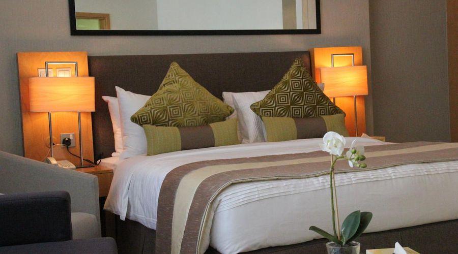 Grand Midwest Reve Tecom Hotel Dubai-9 من 29 الصور
